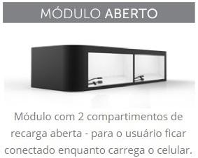 Powerbox - Estação de recarga de celular