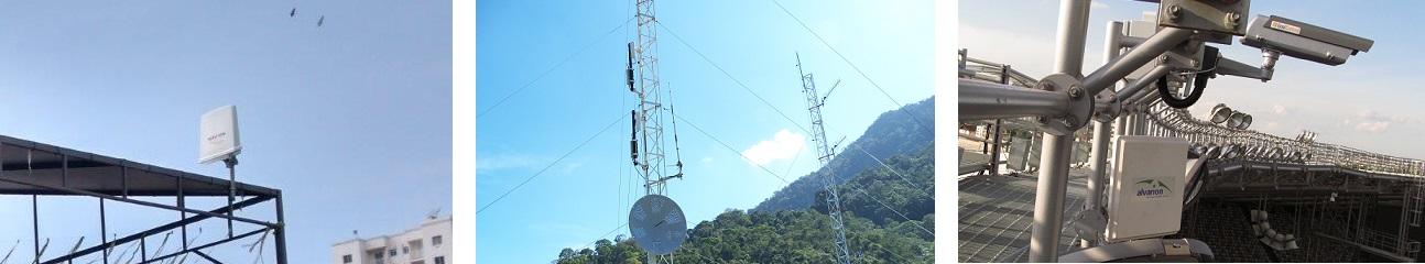 Instalação de wireless