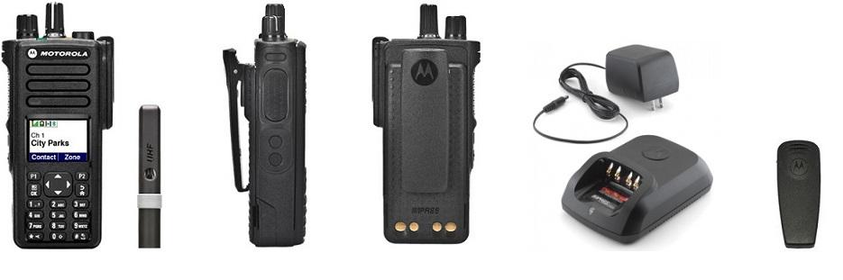 Motorola DGP5550