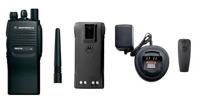 Aluguel Motorola PRO5150