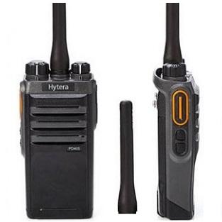 Aluguel de rádios comunicadores - Hytera PD 406