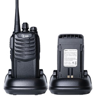Aluguel de rádios comunicadores - TID TD-V30