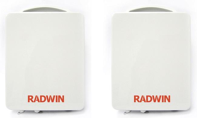 Radwin 2000 serie C Ponto a ponto PMP