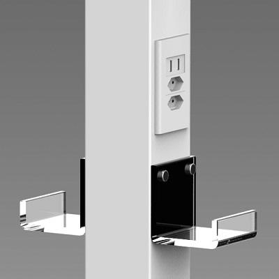 Totem carregador de celular - Torre 16
